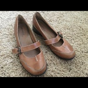 Naturalizer Natural Soul Brown Loafers Size 8M.